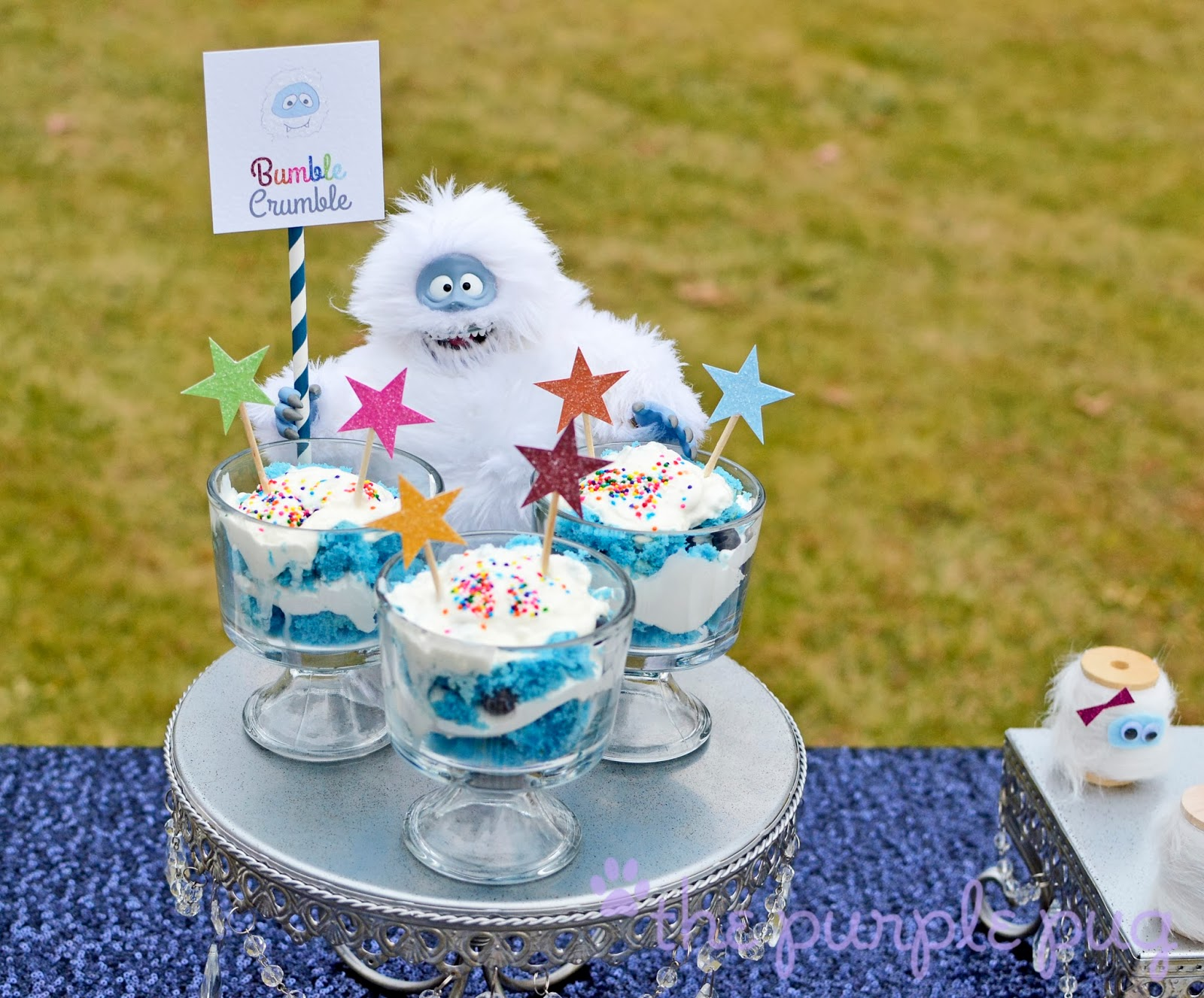 BEHOLD the Bumble Bash! {Yeti Love Playdate Inspiration}