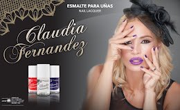 YA ESTÁN EN TIENDA INGLESA LOS ESMALTES CLAUDIA FERNÁNDEZ, LOS MÁS HERMOSOS Y DE MEJOR CALIDAD
