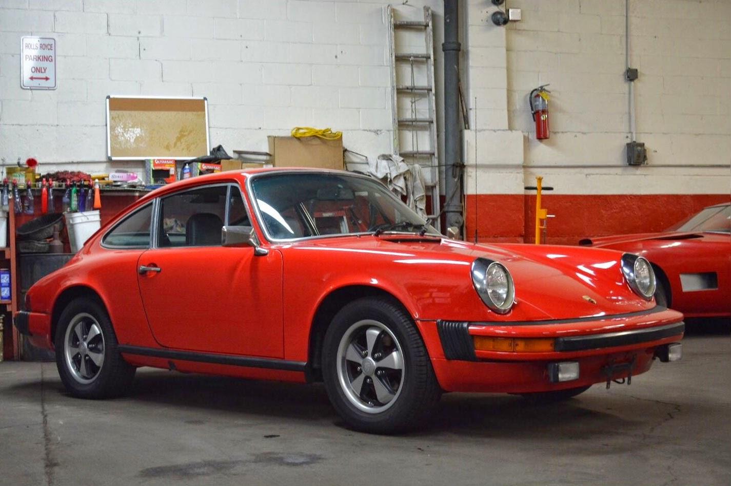 1976 Porsche 912e Excellent Condition Buy Classic Volks