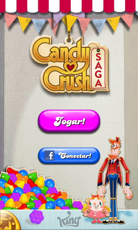 Candy Crush Saga: como resolver o problema de conexão no Facebook