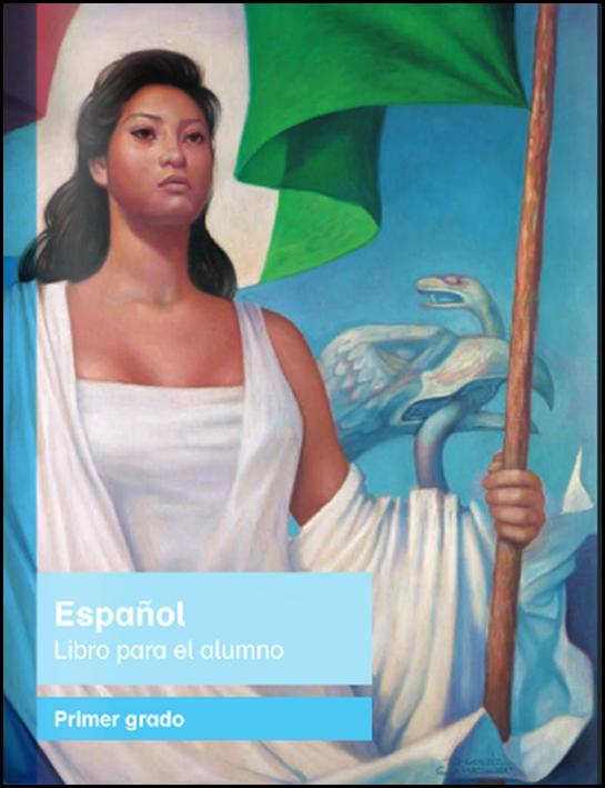 Consultar Libro de Español para el alumno de Primer Grado 2014 - 2015