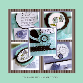February Kit tutorial 2012