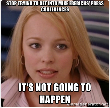 mike frerichs mean girls meme mike frerich's \