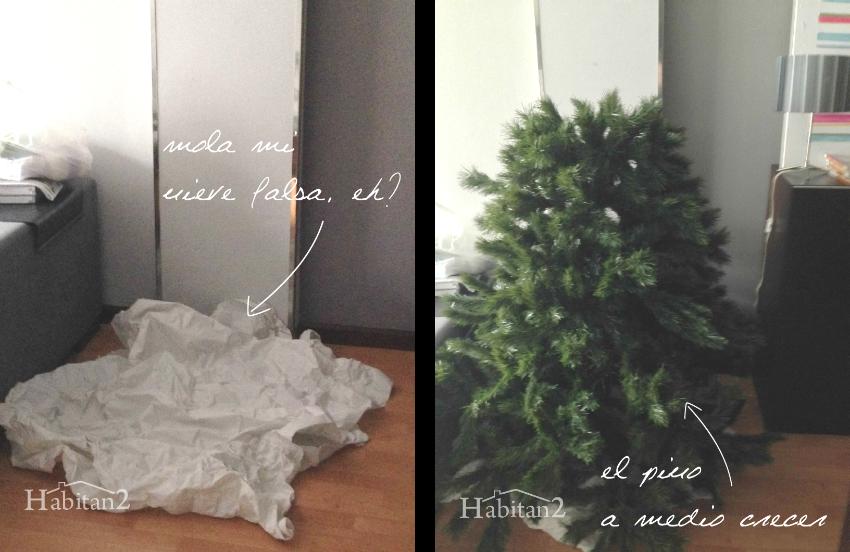 Comienzo decoración navideña Habitan2