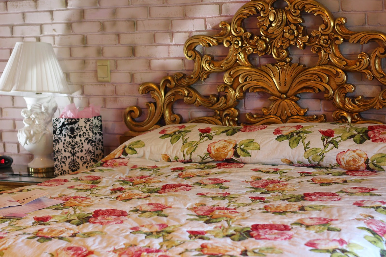 A Style Pixie The Rose Room