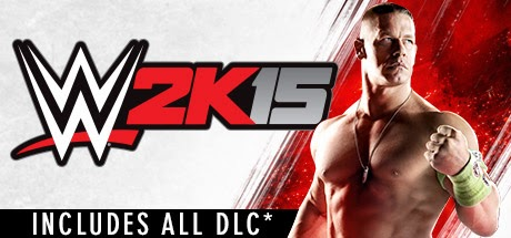 WWE 2K15 PC Full Español MEGA