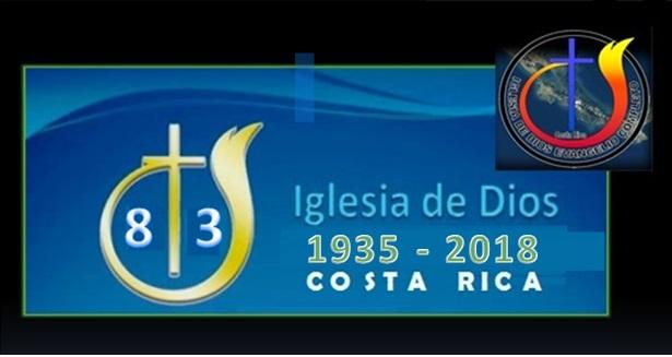 IGLESIA DE DIOS EVANGELIO COMPLETO COSTA RICA