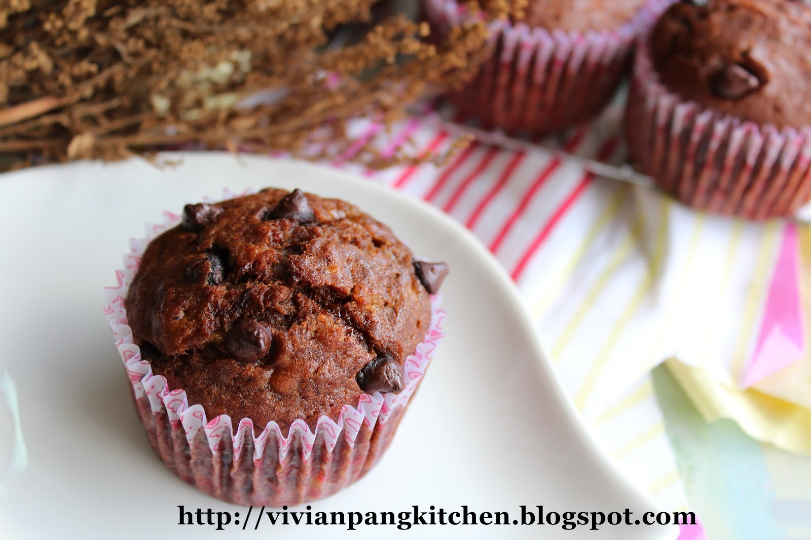 how to make soft moist muffins