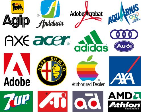 """Logos y marcas comerciales con la letra """"A"""" - 1"""