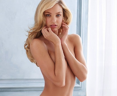 Hot Candice Swanepoel Topless