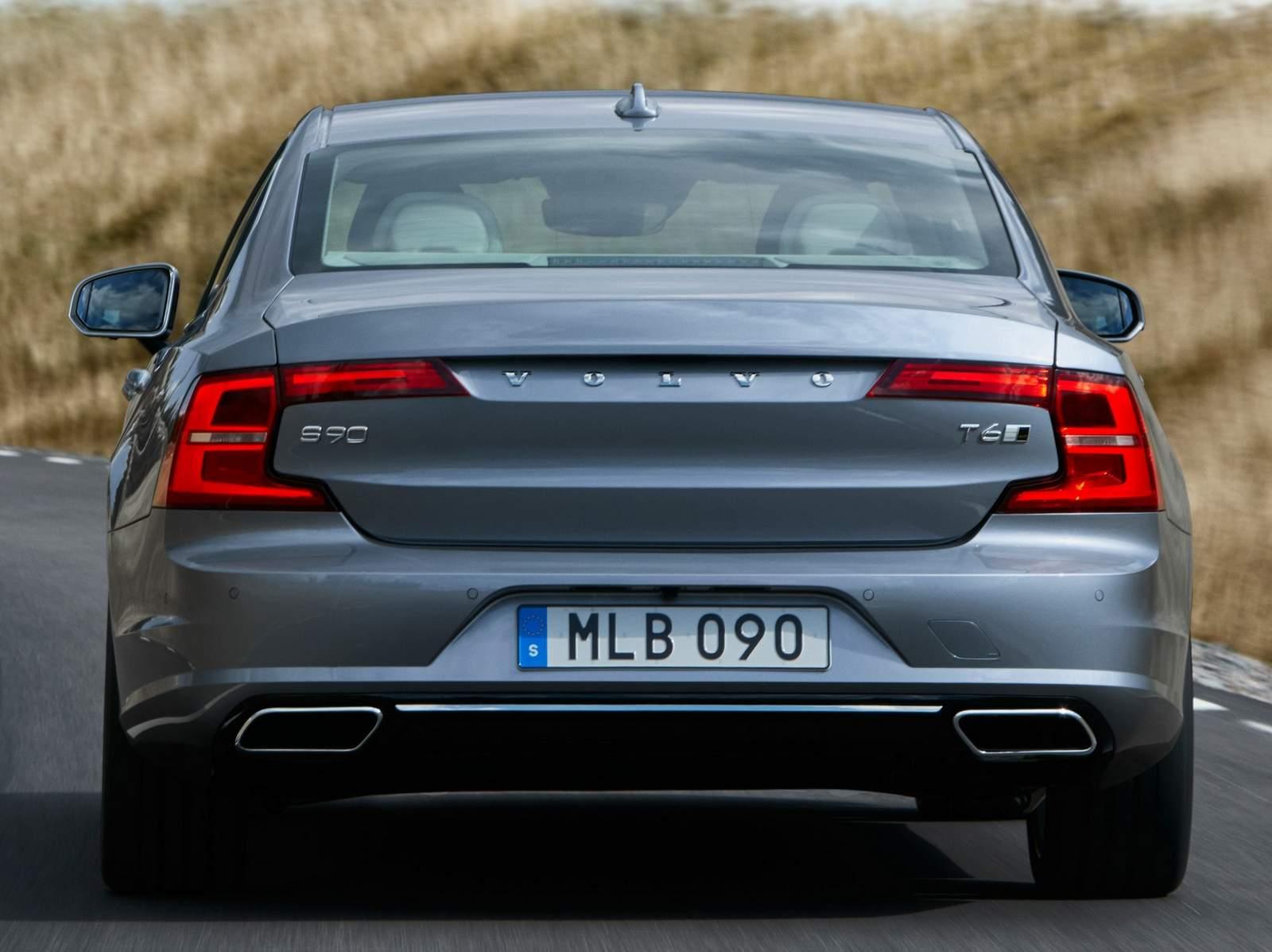 Novo Volvo Seda Para Enfrentar O Mercedes Classe E Car Blog