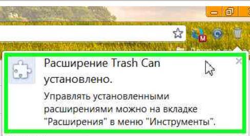 Trash Can Chrome Скачать