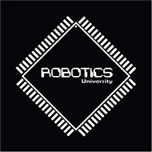 ROBOTICS UNIVERSITY LOGO