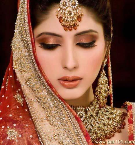 Uzma Khan Bride Dp 2016