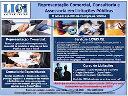 LICIWARE Representação e Assessoria em Licitações Públicas.