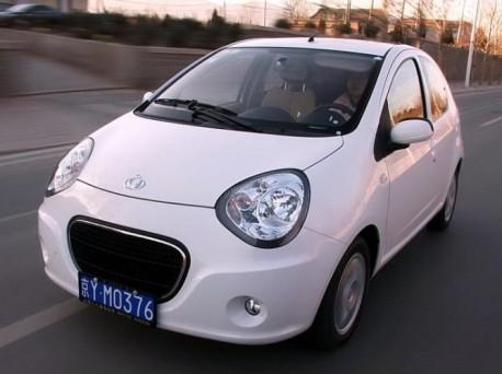 harga mobil geely panda