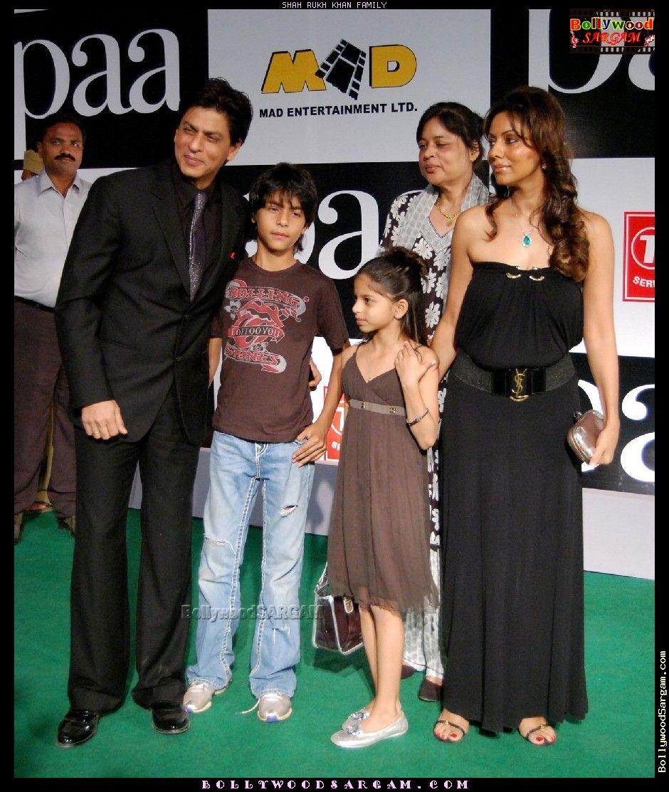 foto shah rukh khan dan keluarganya 1 foto shah rukh khan dan ...