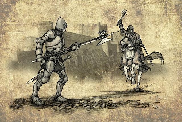 El alcón, un arma de caballeros Alcon_01