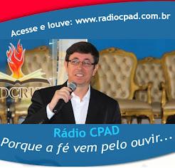 Ouça meu estudo de Escatologia na rádio CPAD
