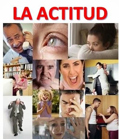 LA ACTITUD-COMPORTAMIENTO ORGANIZACIONAL