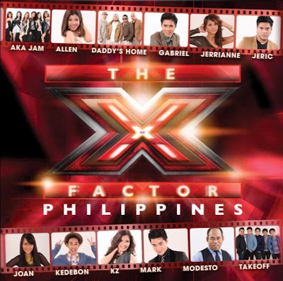 The X Factor Philippines All Star Album Now Available on Record Stores Nationwide!