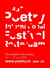 43ste Poetry International Festival