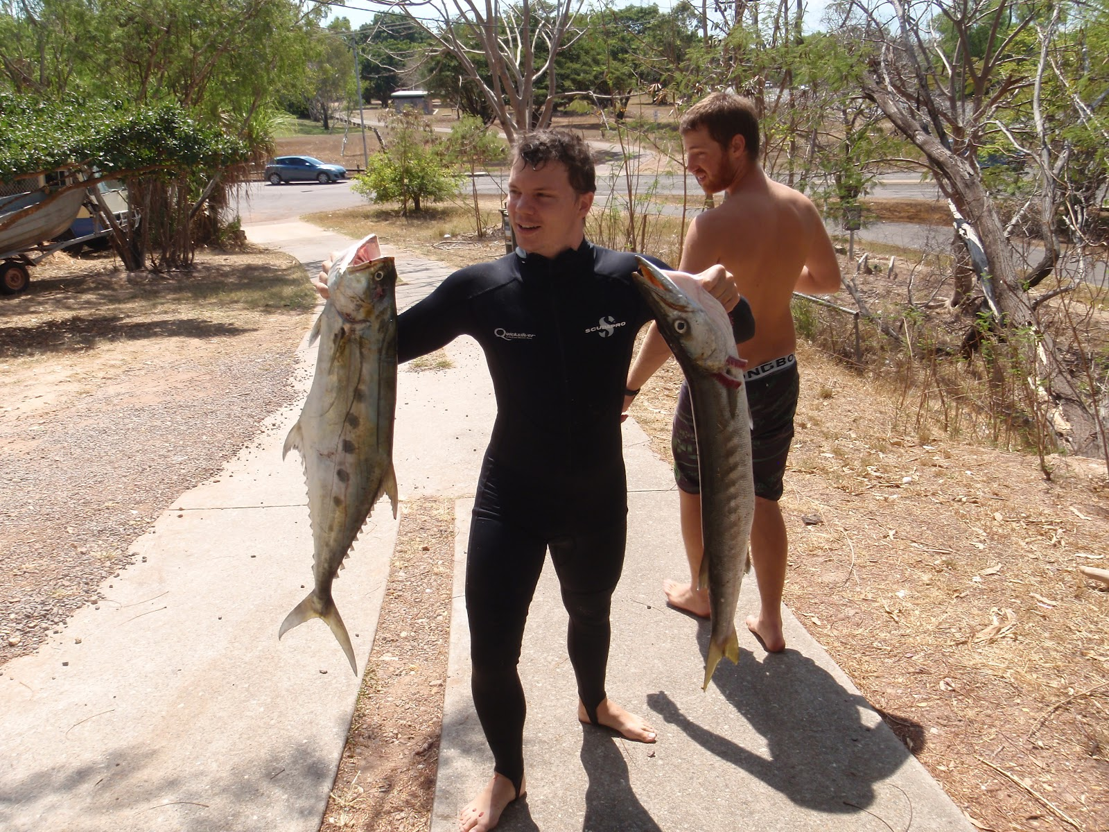 how to get to kakadu from darwin