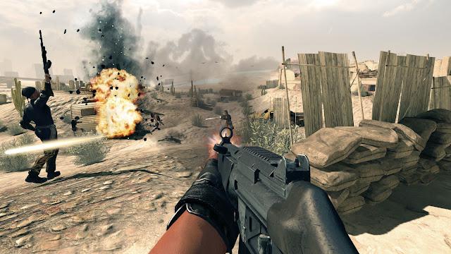 bullet run action
