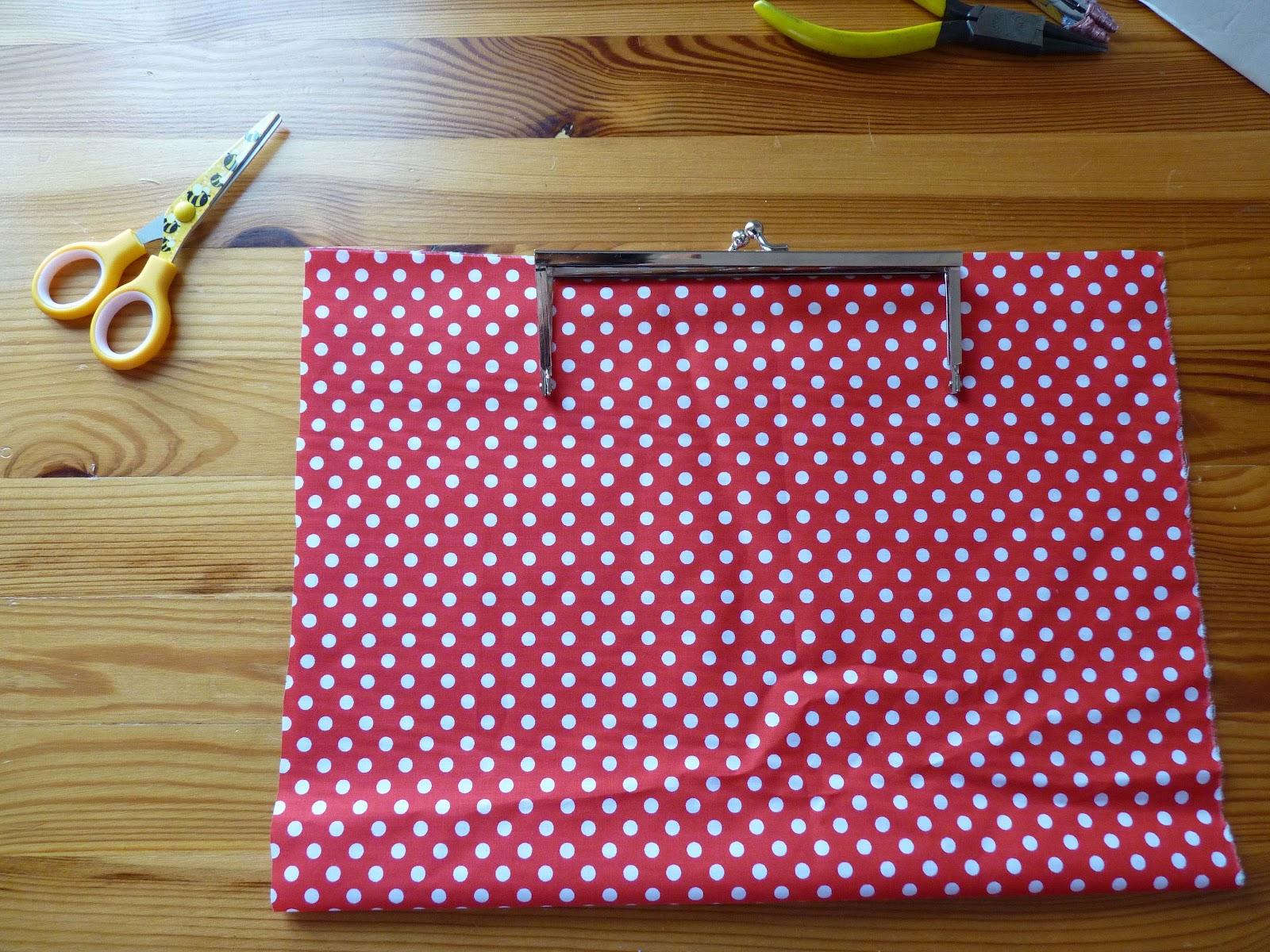Las cositas de marga tutorial c mo hacer un bolso de - Hacer bolsos de tela paso a paso ...
