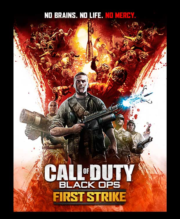 Black Ops map pack will be exclusive to Xbox Live, beginning February 1,
