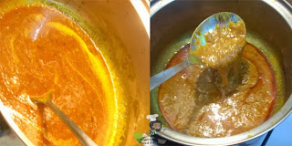 nigerian ogbono soup preparation