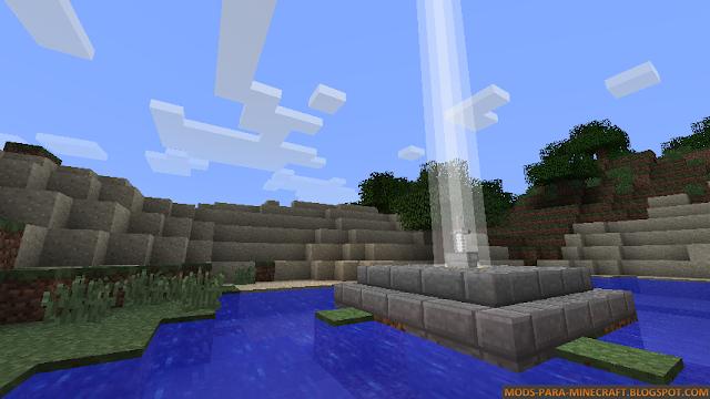 Sword Pedestal Mod para Minecraft 1.7.10 (Actualización)