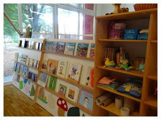 Angolo Lettura Per Bambini : Il piacere della lettura al nido l angolo della lettura