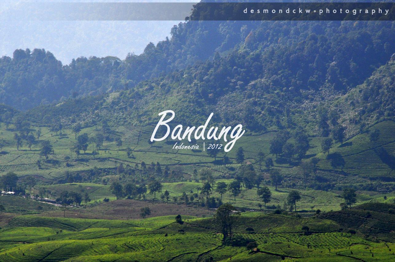 Bandung by Desmond Chin