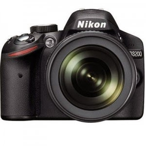 Buy Nikon DSLR Camera D3200 with 18-55mm Lens Rs.19,990 only :buytoearn