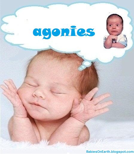agonies