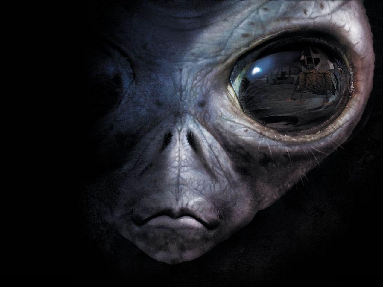 extraterrestre mechant