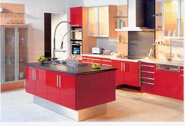2945 5 or 1395568970 مطابخ الوميتال بالصور ديكورات و تصاميم دواليب مطبخ حديثة الوميتال