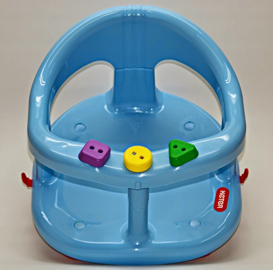 All Things Children: Baby Bath Tub Ring Seat New in Box By Keter ...