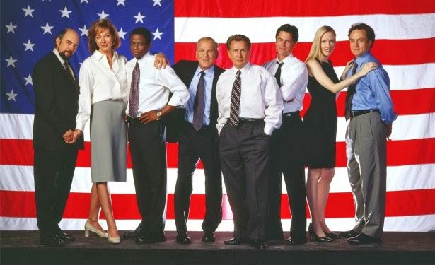Las mejores series políticas