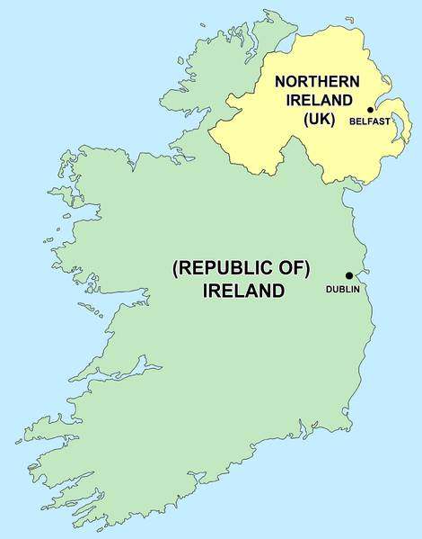 Sparks commentary a review of fergal keanes the story of ireland im sure some irish folks are still affronted about their island being put on world maps as part of the british isles a name which is surprisingly gumiabroncs Gallery