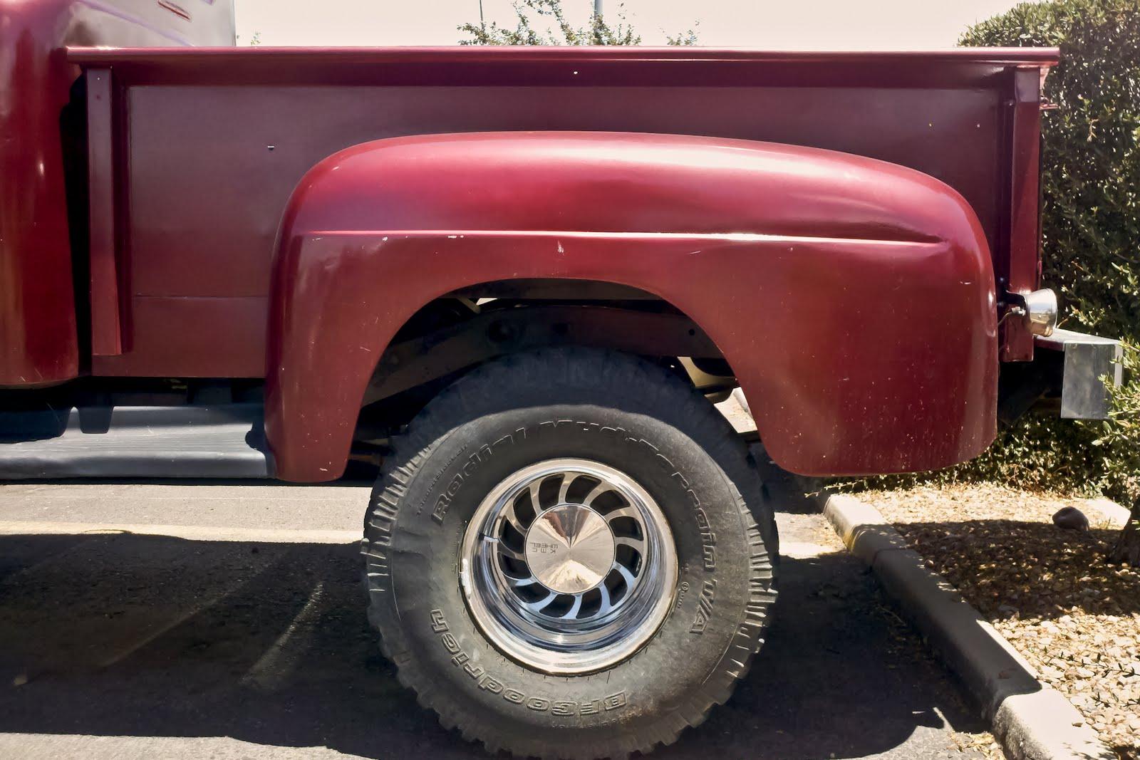 1st gen (1948-52) Ford F-1