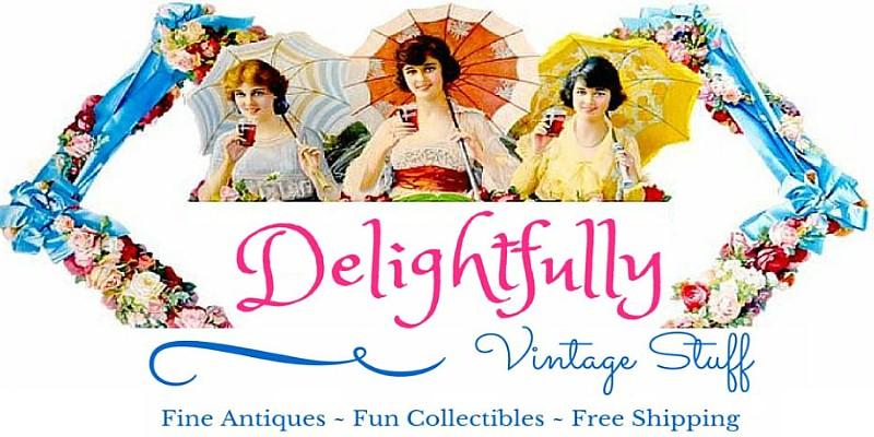 Delightfully Vintage Stuff
