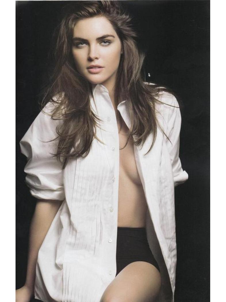 Allwalls Hot American Model Hilary Hollis Rhoda