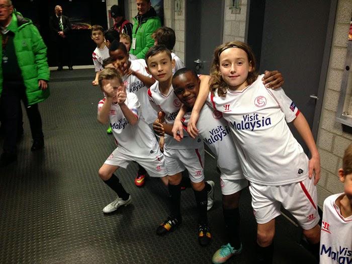 Niños Sevilla