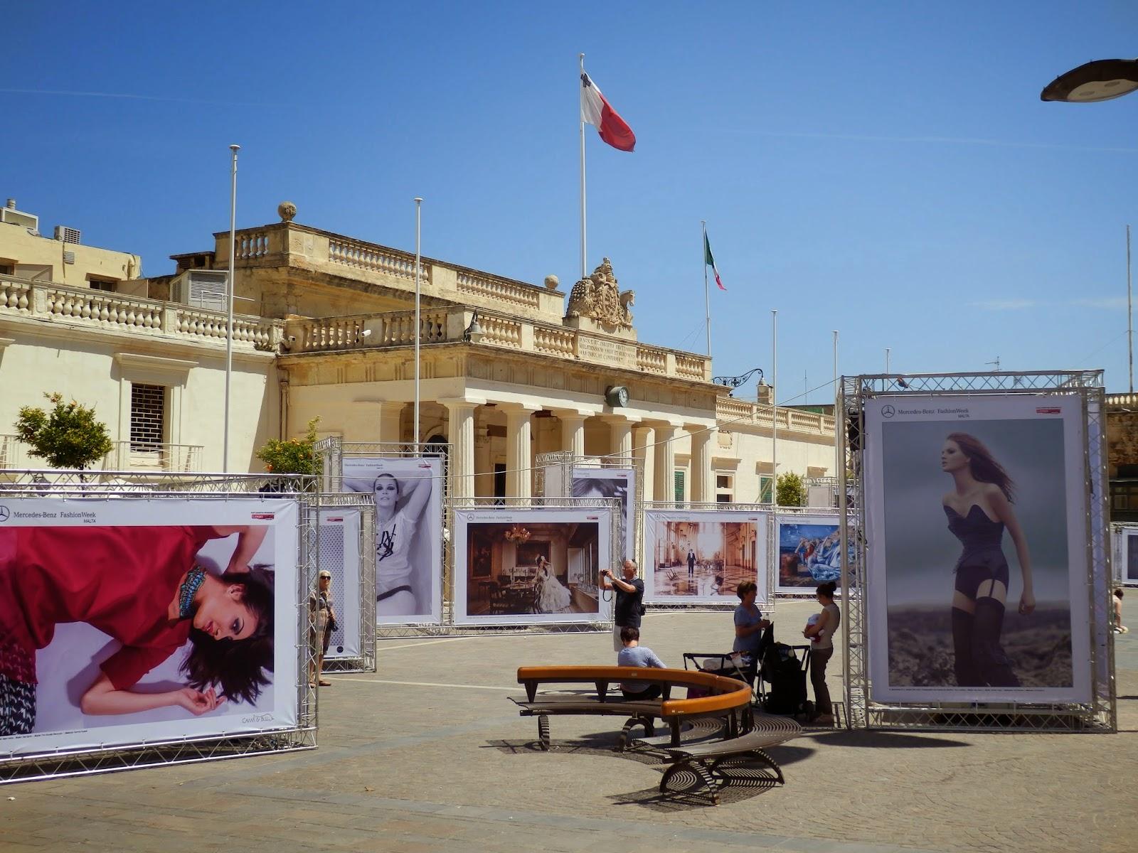 Mercedes-Benz Valletta Fashion Week