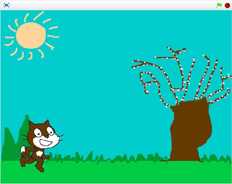 http://scratch.mit.edu/projects/18639892/#fullscreen