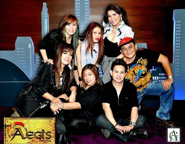 The Aegis Band