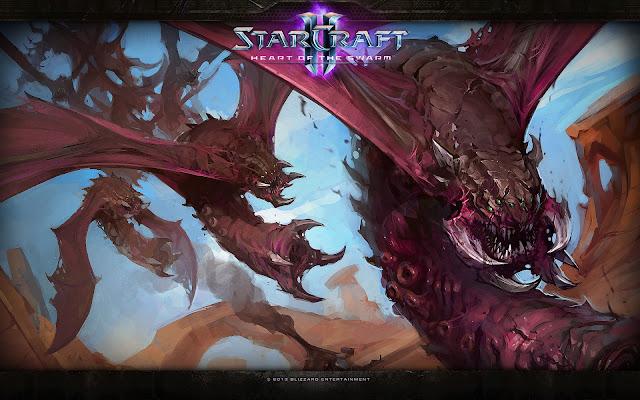 Mutalisk - StarCraft II : Heart of the Swarm