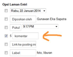 Trik Mengembalikan Form Komentar Blog yang Hilang
